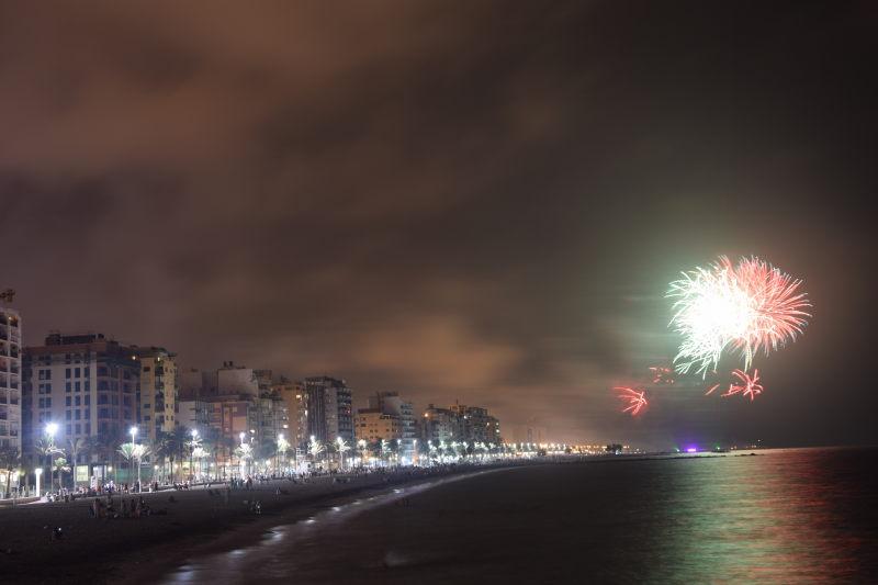 almeria feria fuegos artificiales 2017