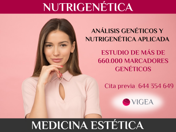 nutrigenetica granada almeria